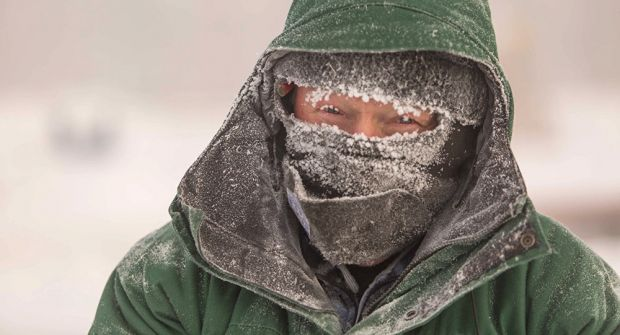 România sub imperiul frigului. A fost stabilit un nou record de temperaturi scăzute