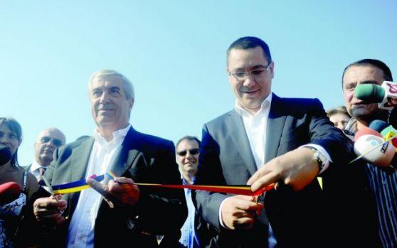 Victor Ponta vrea ruperea coaliției: Dacă Tăriceanu se desprinde de Dragnea, el m-a susţinut în 2014, pot să-l susţin şi eu