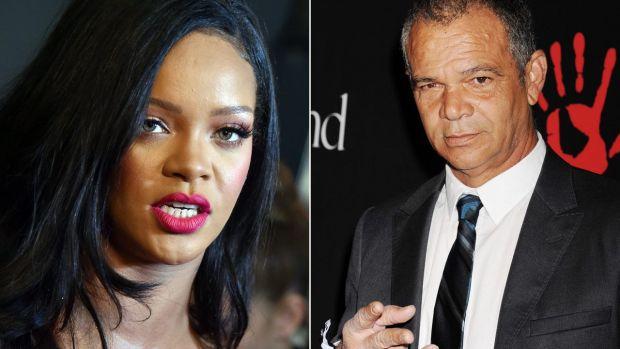 Rihanna și-a dat tatăl în judecată! De ce a recurs artista la acest gest