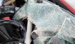 Petroșani. Accident grav la ieșirea din oraș. Cinci persoane au fost rănite