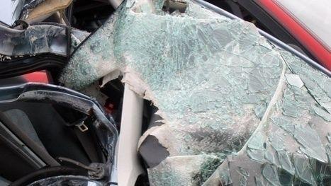 Târgu Mureș. Accident soldat cu doi morți, iar circulația rutieră a fost blocată