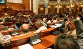 Sesiune extraordinară a Parlamentului de luni până miercuri. Eliminarea pensiilor speciale și asumarea răspunderii …