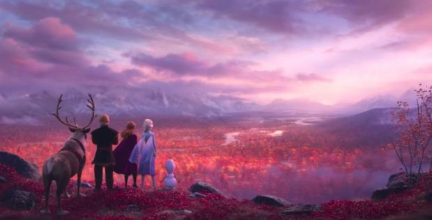 Frozen 2 se plasează pe primul loc în box office-ul american