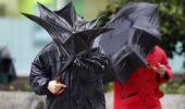 Ploi și vânt în majoritatea zonelor din țară. Temperaturile au scăzut chiar și cu 12 grade