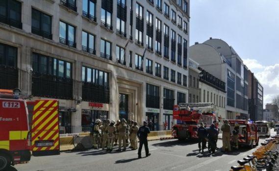 Belgia. Alertă cu bombă la Bruxelles, lângă Ambasada Marii Britanii
