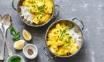 Cum se prepară curry de pui cu smântână de cocos. O rețetă plină de arome…