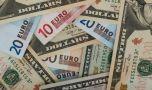 Curs valutar. Euro se depreciază, însă dolarul crește în raport cu leul