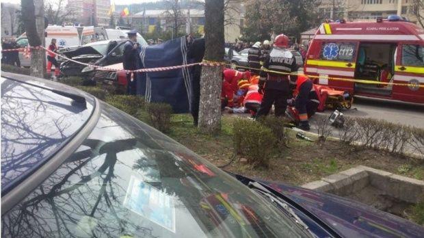 Un lider UDMR a murit într-un teribil accident de circulație