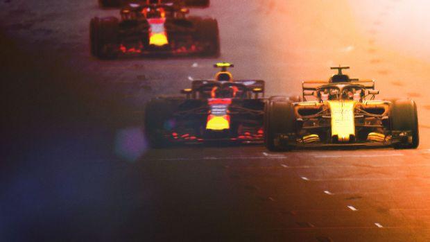 Formula 1 va lansa un serial documentar pe platforma Netflix