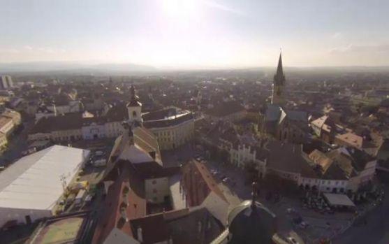 Ghidul Michelin a desemnat cel mai frumos oraș din România. Alte locuri din țară remarcate