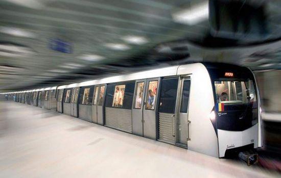 București. Tentativă de sinucidere la stația de metrou Lujerului