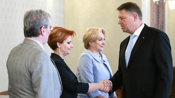 Lia Olguța Vasilescu a lansat un atac dur la adresa președintelui Klaus Iohannis