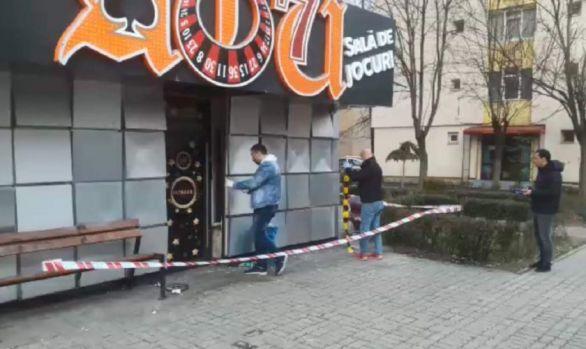 Argeș. Jaf armat la o sală de jocuri din Pitești! Autorii s-au făcut nevăzuți cu o sumă importantă de bani