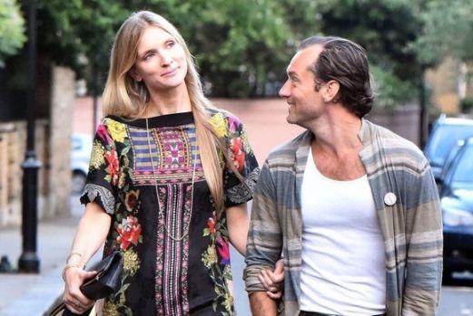 Jude Law s-a hotărât să se însoare din nou! Cine este aleasa