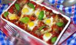Cum se prepară lasagna cu carne de curcan și ouă de prepeliță. O rețetă d…