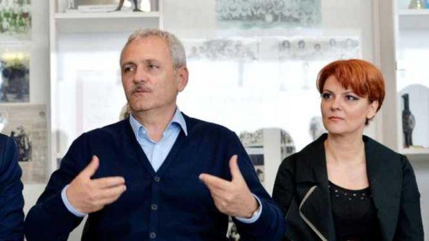 Olguța Vasilescu este convinsă: Liviu Dragnea pleacă cu prima șansă la alegerile prezidențiale