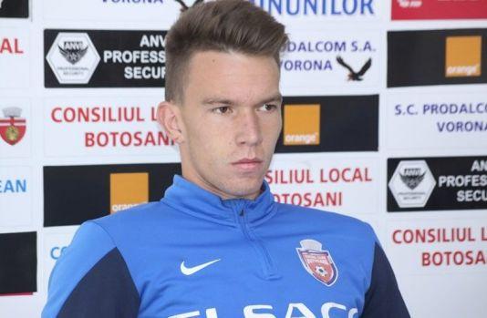 Ungaria vrea să naturalizeze un jucător din naționala de tineret a României