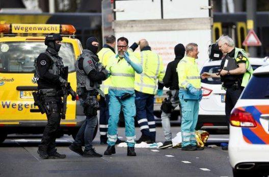 Olanda. Atac terorist la Utrecht, soldat cu trei morți și 5 răniți! Cine este atacatorul! Foto