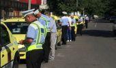 București. Brigada Rutieră a aplicat taximetriștilor amenzi în valoare de peste 45.000 de lei