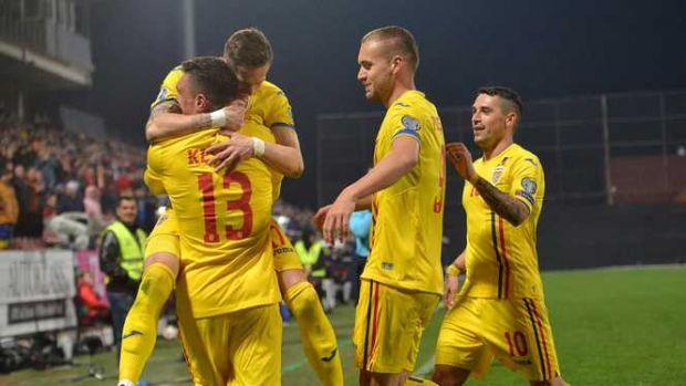 Preliminarii Euro 2020. România vs Insulele Feroe 4-1 (3-1) / Tricolorii obțin primele puncte