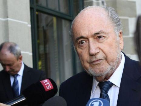 Sepp Blatter, fostul președinte FIFA, audiat de justiția elvețiană