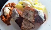 Cum se prepară șnițelul sârbesc cu kajmak / Karađorđeva Steak! O rețetă delicioasă
