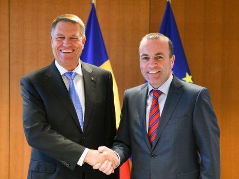 Summit-ul liderilor locali şi regionali ai Partidului Popular European, la Bucureşti
