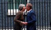 Premierul Marii Britanii cere amânarea Brexitului până pe 30 iunie! Theresa May i-a scris lui Donald Tusk