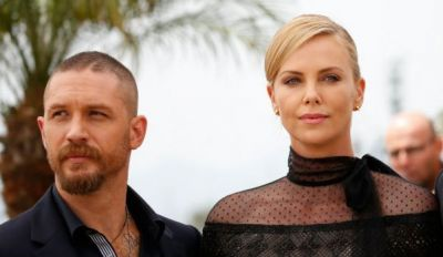 Charlize-Theron-and-Tom-Hardy