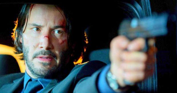 """Keanu Reeves, tactica de luptă și tras cu arme reale. VIDEO din timpul pregătirilor pentru """"John Wick 3: Parabellum"""""""