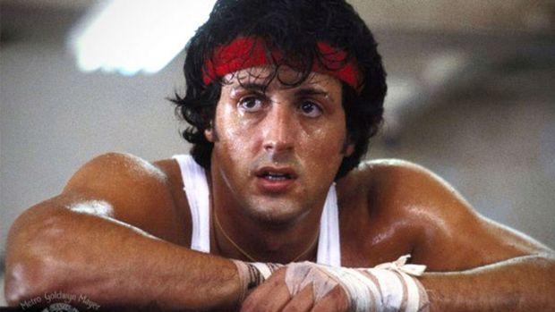 Cadoul pregătit fanilor de Sylvester Stallone la 40 de ani distanță de la premiera filmului Rocky. Video