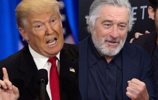 Robert de Niro îl atacă, din nou, pe Donald Trump: E un adevărat ratat, un gangster aspirant! Video