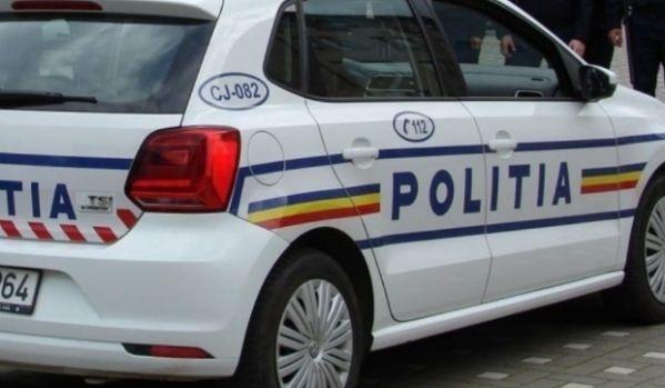 Sibiu. Un șofer a fugit de la locul accidentului după ce a lovit o femeie. Este căutat prin tot județul