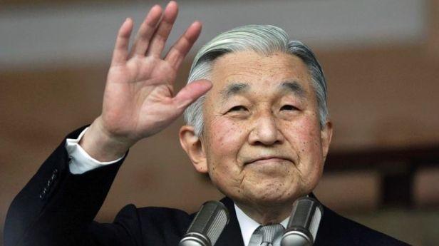 Japonia. Împăratul Akihito va renunţa marţi la Tronul Crizantemei