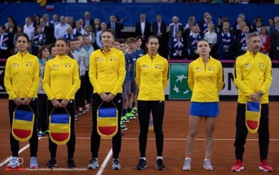Fed Cup, semifinale. Tricolorele ratează calificarea în finală! Franța – România 3-2