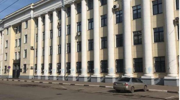 Rusia. Autoritățile au blocat un site de știri timp de peste 12 ore din cauza unui graffiti anti-Putin