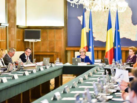 Guvernul României a aprobat Codul de conduită al miniştrilor