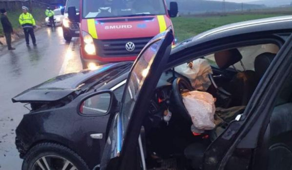 Botoșani. Un preot de 36 de ani a murit într-un teribil accident de circulație