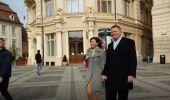 Carmen și Klaus Iohannis, la biserică în prima zi a Paștelui catolic. Mesaju…