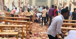 sri lanka, atacuri, explozii, hoteluri, biserici, video, paste catolic, 138 morti, 400 raniti