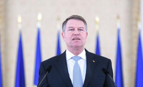 Candidatura lui Klaus Iohannis la alegerile prezidențiale va fi depusă vineri la BEC