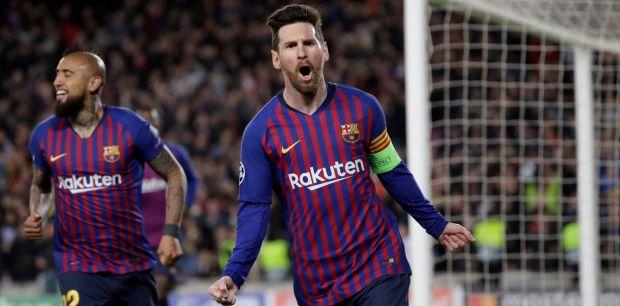 Lionel Messi este fotbalistul cu cele mai multe goluri din top 5 campionate ale Europei