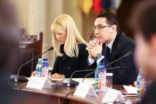 """Elena Udrea se dă la Victor Ponta: Tot fără caracter ai rămas! """"Ciocu' mic"""" când vine vorba de mine!"""