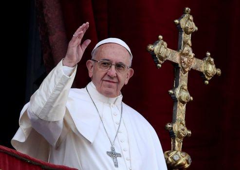paste catolic, mesaj, papa francisc, liturghia invierii, urbi et orbi, virgilia pascala