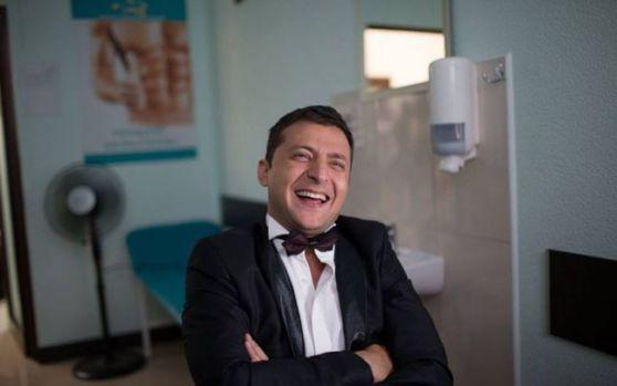 Alegeri prezidențiale Ucraina. Exit poll: Comediantul Zelenski a fost ales președinte cu 73 la sută din voturi
