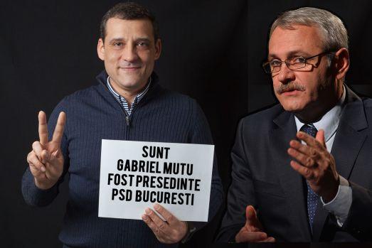 Gabriel Mutu, pe urmele lui Liviu Dragnea! Primarul Sectorului 6 este pe tobogan și în PSD. Video