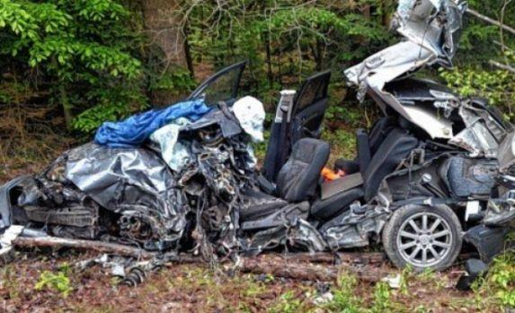 Germania. Accident rutier soldat cu un român mort și un altul rănit grav
