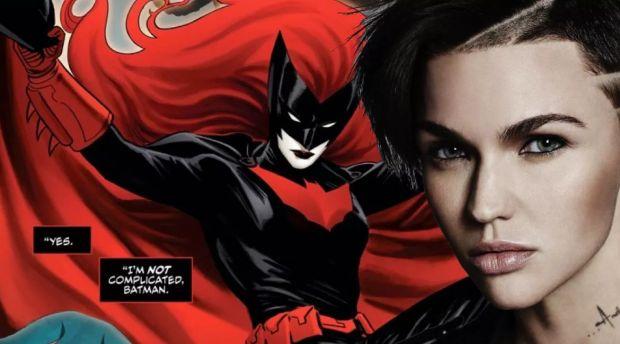 Batwoman. Primul serial cu supereroi cu o protagonistă lesbiană! Video