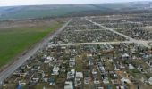 E adevărat că în Republica Moldova există cel mai mare cimitir din Europa? Câte locuri are și cum se vede din avio…