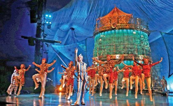 Povestea faimosului Cirque du Soleil! Ce alte visuri din copilărie și-a mai îndeplinit proprietarul miliardar
